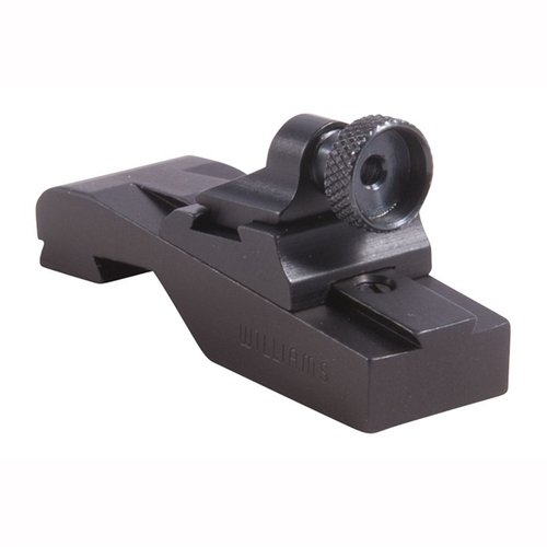 Ruger Mini-14™ Adj Peep WGRS Receiver Rear Sight Black