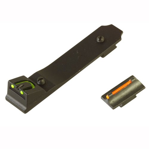 Marlin  Fiber Optic Dovetail Fire Sight Set Multi